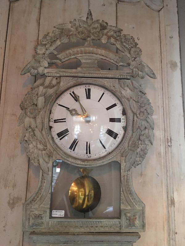 Image gallery horloge francaise for Autrefois decoration